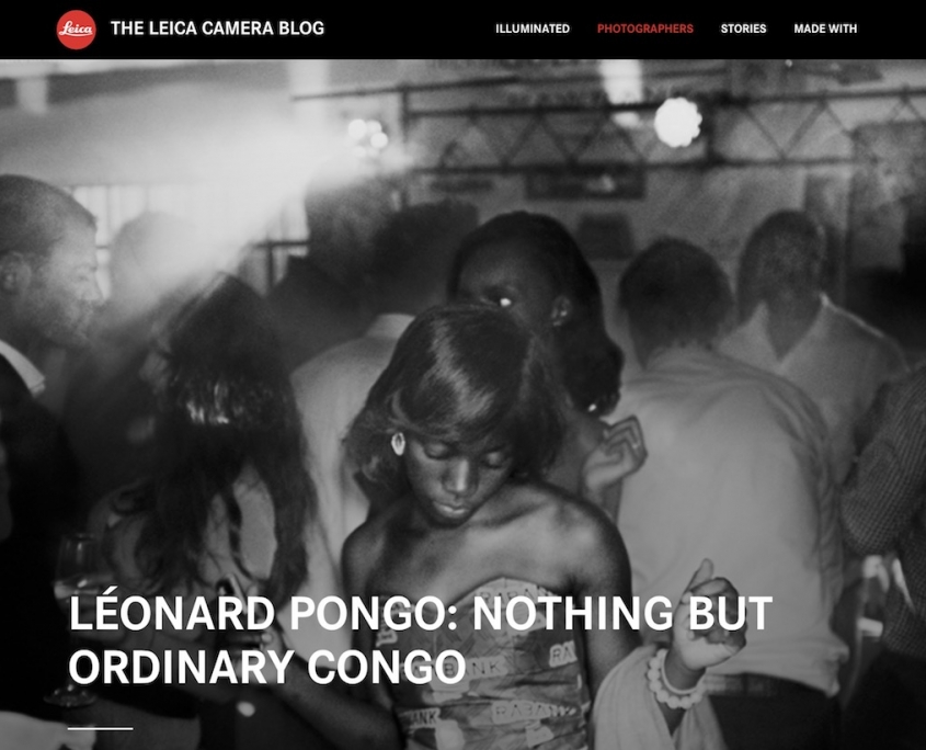 Interview Leica Camera Blog